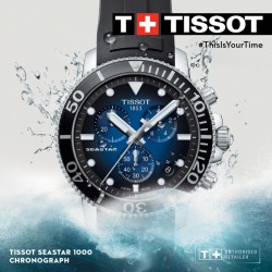 Tissot Watches - Innovators by Tradition