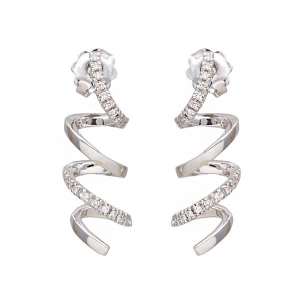 Gold Earrings Alfieri & St. John 80330731 WOMEN'S JEWELLERY