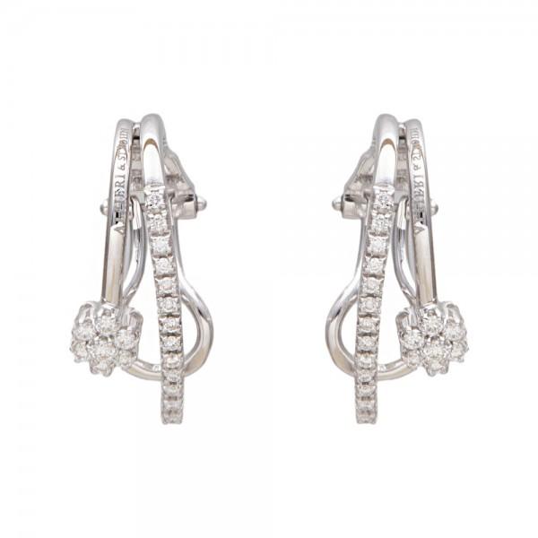 Gold Earrings Alfieri & St. John 80330738 WOMEN'S JEWELLERY