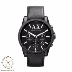 Total Black Chronograph WATCHES