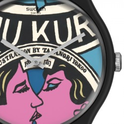 SWATCH x MOMA Special Edition Watches
