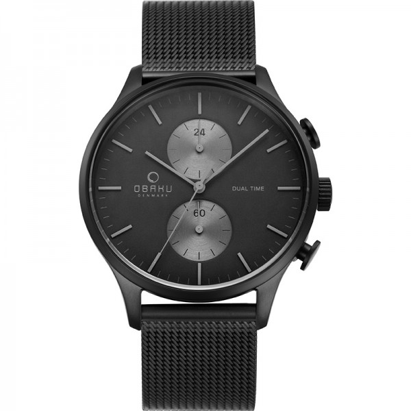 Watch Gran Charcoal V196GUBBMB WATCHES