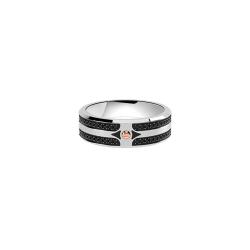 Rosso Amante Men's Ring UAN507ARL JEWELLERY