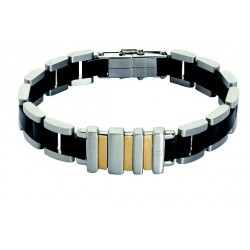 UBR025PT Gents' Bracelet JEWELLERY