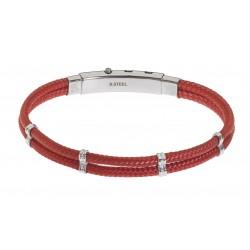 UBR04RO Gents' Bracelet JEWELLERY