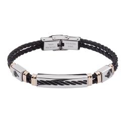 UBR063IG Gents' Bracelet JEWELLERY