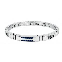 UBR073BL Gents' Bracelet JEWELLERY