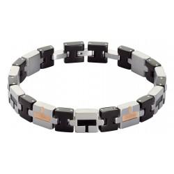 UBR076PG Gents' Bracelet JEWELLERY
