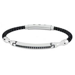 UBR086LR Gents' Bracelet JEWELLERY