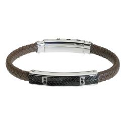 UBR128BG Gents' Bracelet JEWELLERY