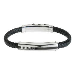 UBR130BG Gents' Bracelet JEWELLERY