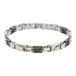 UBR135BM Gents' Bracelet JEWELLERY