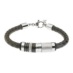 UBR155BG Gents' Bracelet JEWELLERY