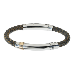 UBR157BG Gents' Bracelet JEWELLERY