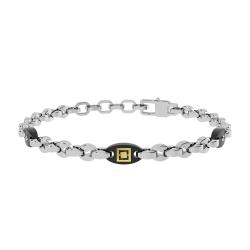 Rosso Amante Men's Bracelet UBR506AM