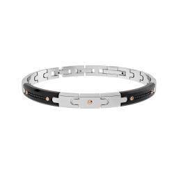 Rosso Amante Men's Bracelet UBR517AM