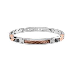Rosso Amante Men's Bracelet UBR518AM