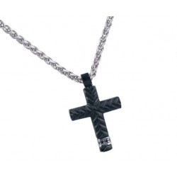 Rosso Amante Cross UCN154OR JEWELLERY