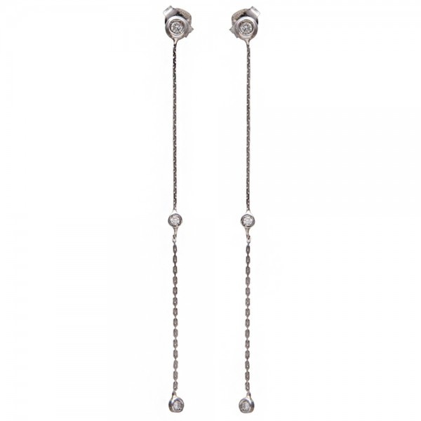Gold Earrings Soultos 80330092 WOMEN'S JEWELLERY