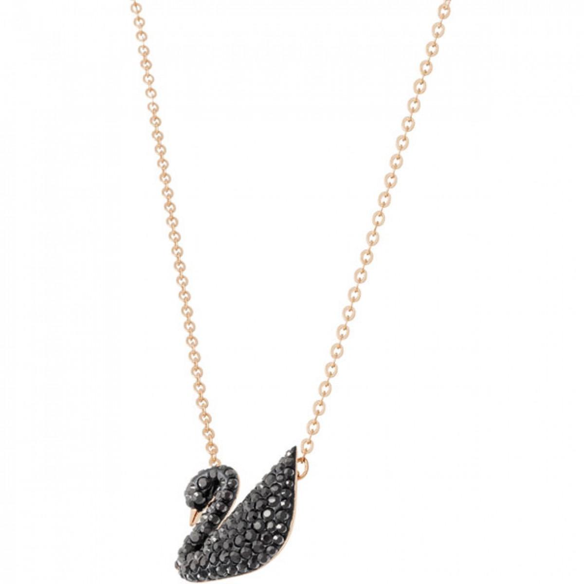 Γυναικεια Κοσμηματα Κολιέ Swarovski Iconic Swan 5204134 e0fbf161d87