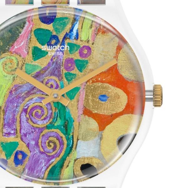 Swatch Hope, II by Gustav Klimt, The Watch GZ349