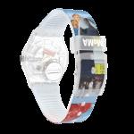 Swatch New York by Tadanori Yokoo, The Watch GZ351