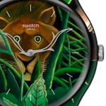 Swatch The Dream by Henri Rousseau, The Watch SUOZ333