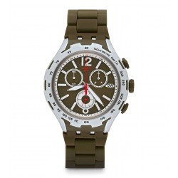 Swatch Green Attack YYS4022AG