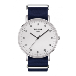 Watch Everytime Large Nato T109.610.17.037.00 WATCHES