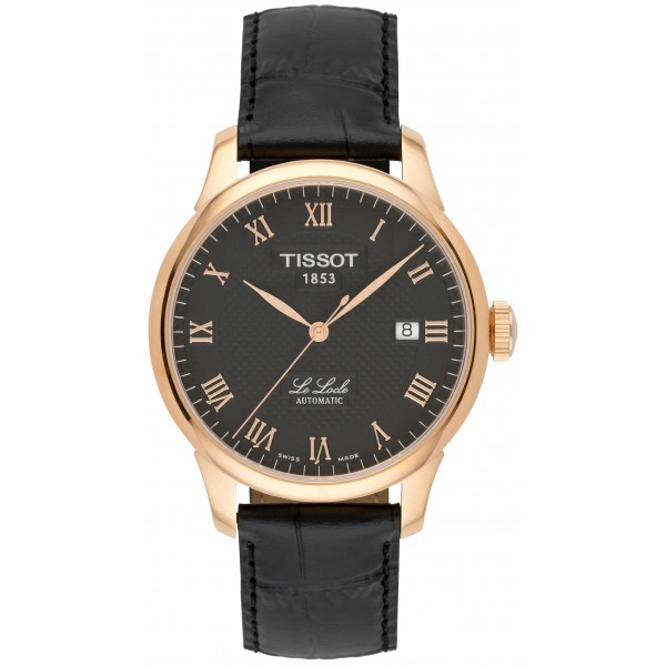 Watch T-Classic Le Locle T41.5.423.53 WATCHES