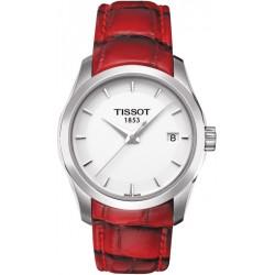 Tissot Couturier Quartz T035.210.16.011.01 WATCHES