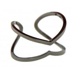 Silver Ring Verita. true luxury 10112052 ΓΥΝΑΙΚΕΙΑ