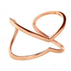 Silver Ring Verita. true luxury 10112053 ΓΥΝΑΙΚΕΙΑ