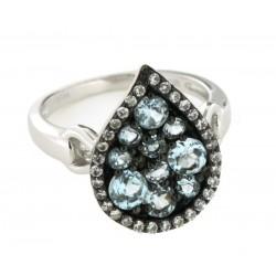 Silver Ring Verita. true luxury 10123972 ΓΥΝΑΙΚΕΙΑ