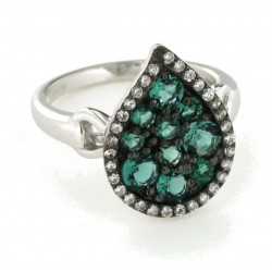 Silver Ring Verita. true luxury 10123973 ΓΥΝΑΙΚΕΙΑ