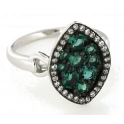 Silver Ring Verita. true luxury 10123981 ΓΥΝΑΙΚΕΙΑ