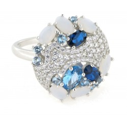 10124284 Silver Ring ΓΥΝΑΙΚΕΙΑ