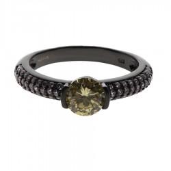 Silver Ring Verita. True Luxury 10126578