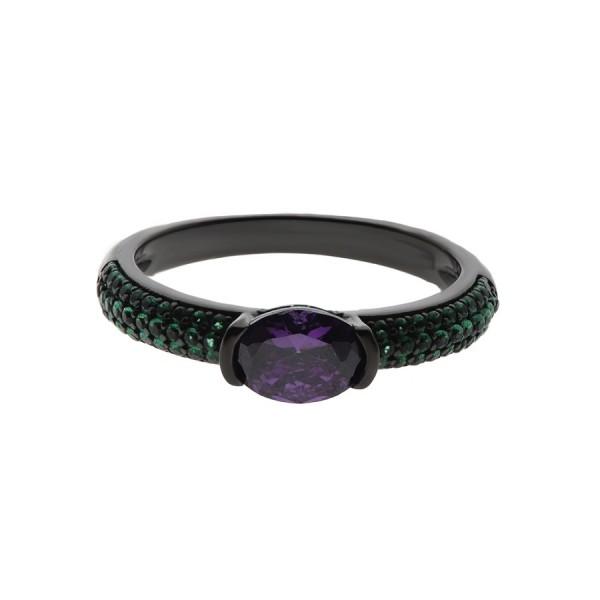 Silver Ring Verita. True Luxury 10126655