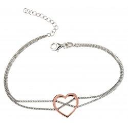 Silver Bracelet Verita. True Luxury 10214121 ΓΥΝΑΙΚΕΙΑ