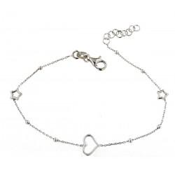 Silver Bracelet Verita. True Luxury 10214122 ΓΥΝΑΙΚΕΙΑ