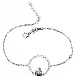 Silver Bracelet Verita. True Luxury 10223221 WOMEN'S JEWELLERY