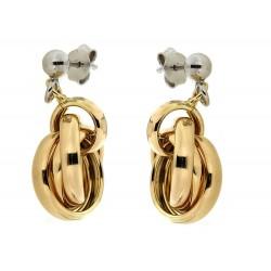 Silver Earrings Verita. True Luxury 10313391