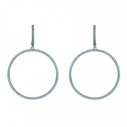 Silver Earrings Verita. True luxury 10323175