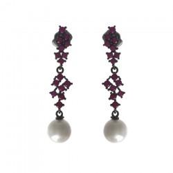 Silver Earrings Verita. True luxury 10323396