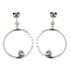 Silver Earrings Verita. True luxury 10323517
