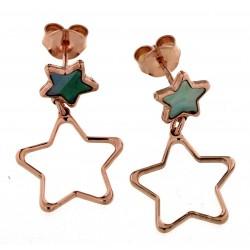 Silver Earrings Verita. True luxury 10323521