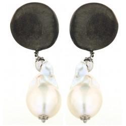Silver Earrings Verita. True Luxury 10323557 WOMEN'S JEWELLERY