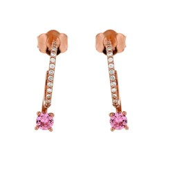 Silver Earrings Verita. True Luxury 10323617 WOMEN'S JEWELLERY