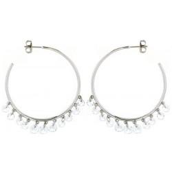 Silver Earrings Verita. True Luxury 10323618 WOMEN'S JEWELLERY